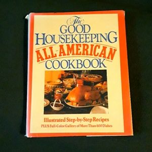 1987 Good Housekeeping cookbook